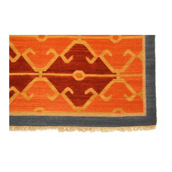 Ručně tkaný koberec Kilim 40, 150x240 cm