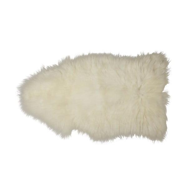 Pravá ovčí kůže s dlouhým vlasem, 130x90 cm