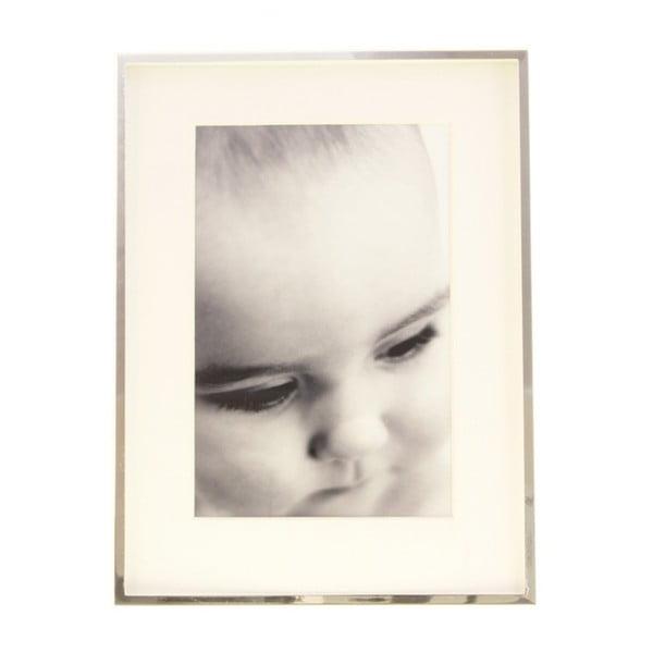 Fotorám Manhattan Silver, 10x15 cm