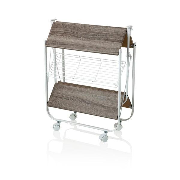Skládací stolek Brandani Chariot Pliable Wenge