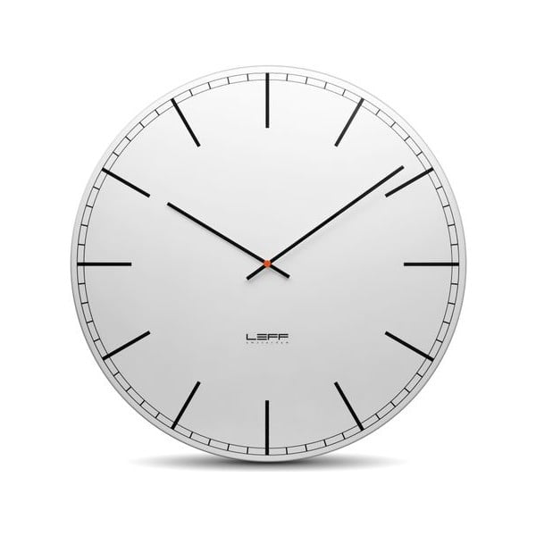 Nástěnné hodiny Aluminium, 75 cm