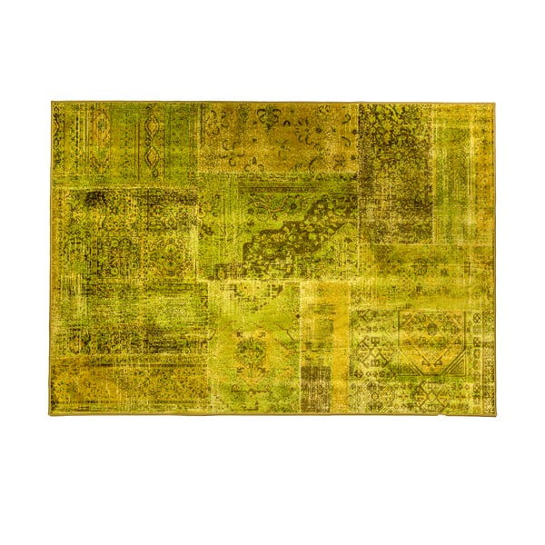 Koberec Vintage Antique Green, 140x200 cm