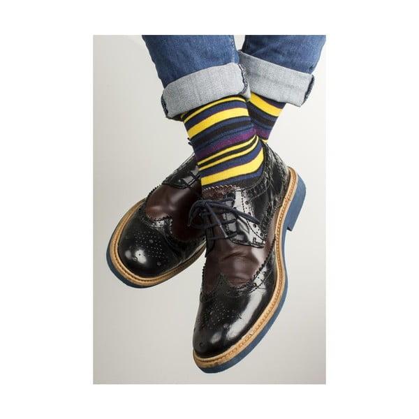 Dva páry ponožek Funky Steps Mambo, unisex velikost