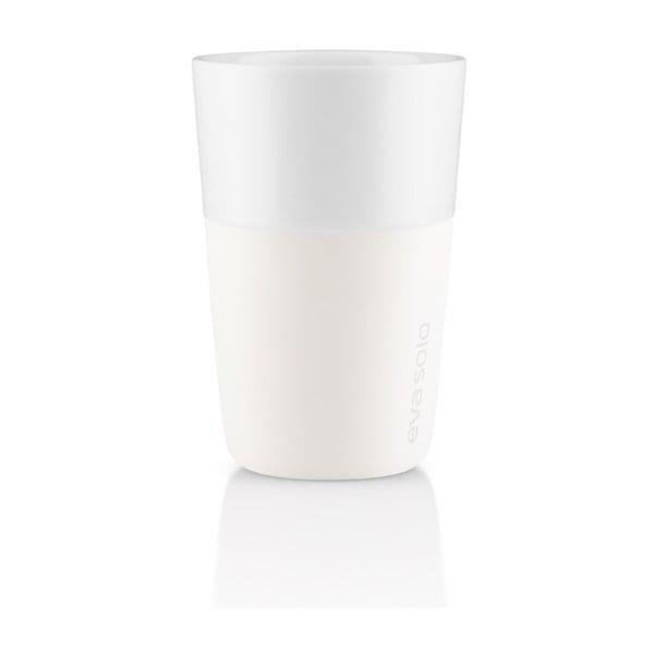 Hrnek Eva Solo Café Latté Ivory, 360 ml, 2ks