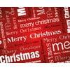 Ubrus Christmas V5, 150x150 cm