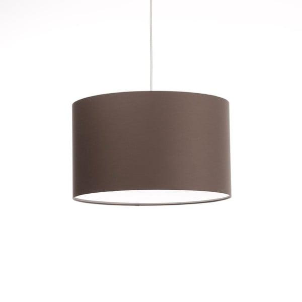 Hnědé stropní světlo 4room Artist, variabilní délka, Ø 42 cm