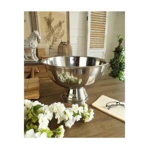 Ocelová mísa na podstavci Orchidea Milano Brillo