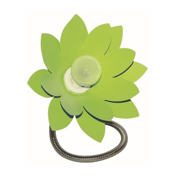 Zelená stolní lampa Incidence Noumea