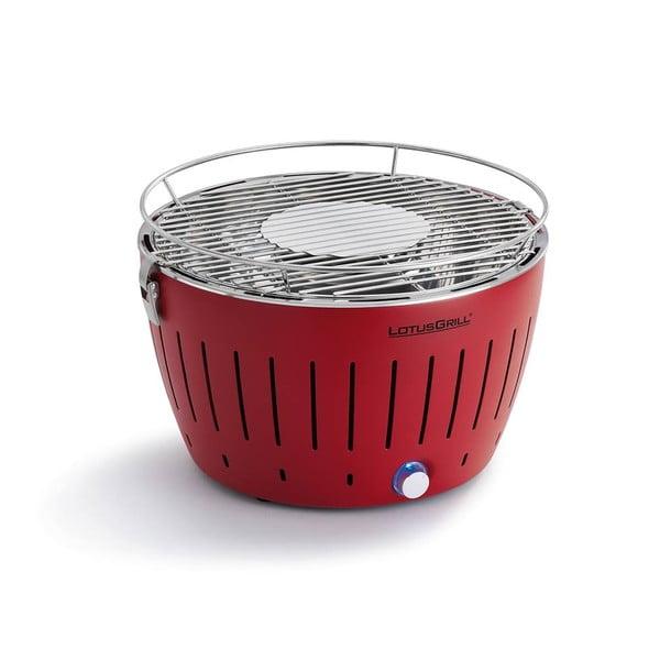 Bezkouřový gril LotusGrill Blazing Red