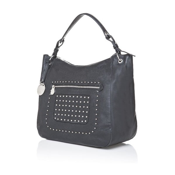 Kabelka Acqua di Perla Donnatello Nero Shopper