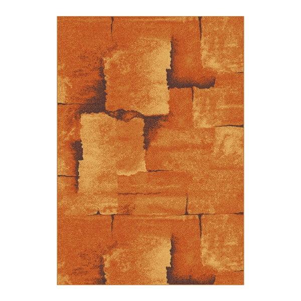 Boras Rust II bézs szőnyeg, 133 x 190 cm - Universal