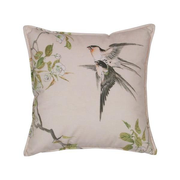 Pernă decorativă BePureHome Swallows, 45 x 45 cm
