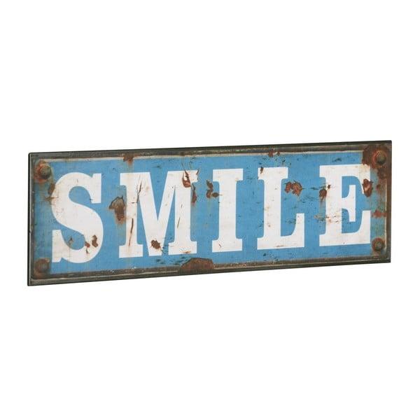 Cedule Smile, 9x30 cm