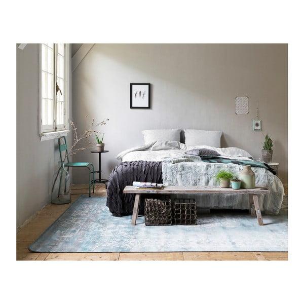 Bílé povlečení z bavlny na dvoulůžko Sleeptime, 200x220 cm
