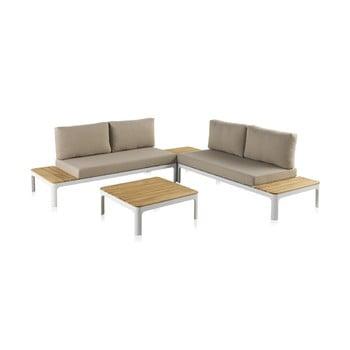 Set mobilier de grădină cu masă Geese Valentina imagine