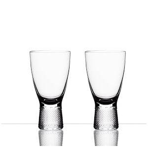Sada 2 sklenic na likéry Františka Víznera, 50 ml