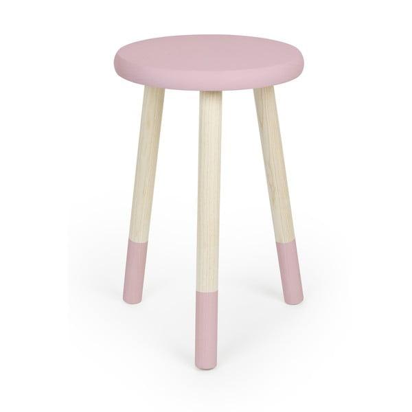 Stolička na sezení Socks, růžová