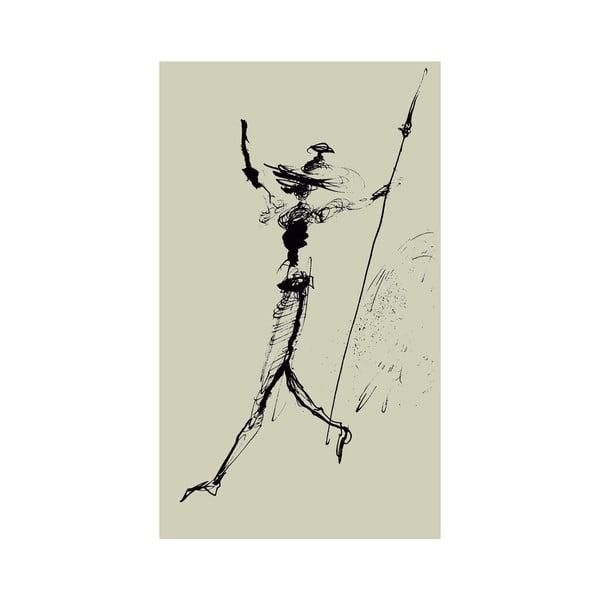 Obraz Black&White no. 10, 41x70 cm