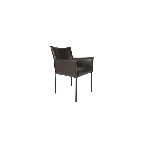 Černá jídelní židle Dion