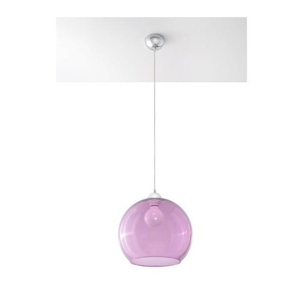 Fialové stropní svítidlo Nice Lamps Bilbao