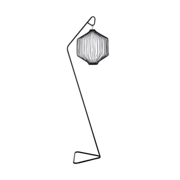 Lucerna Triangle Black, 115 cm