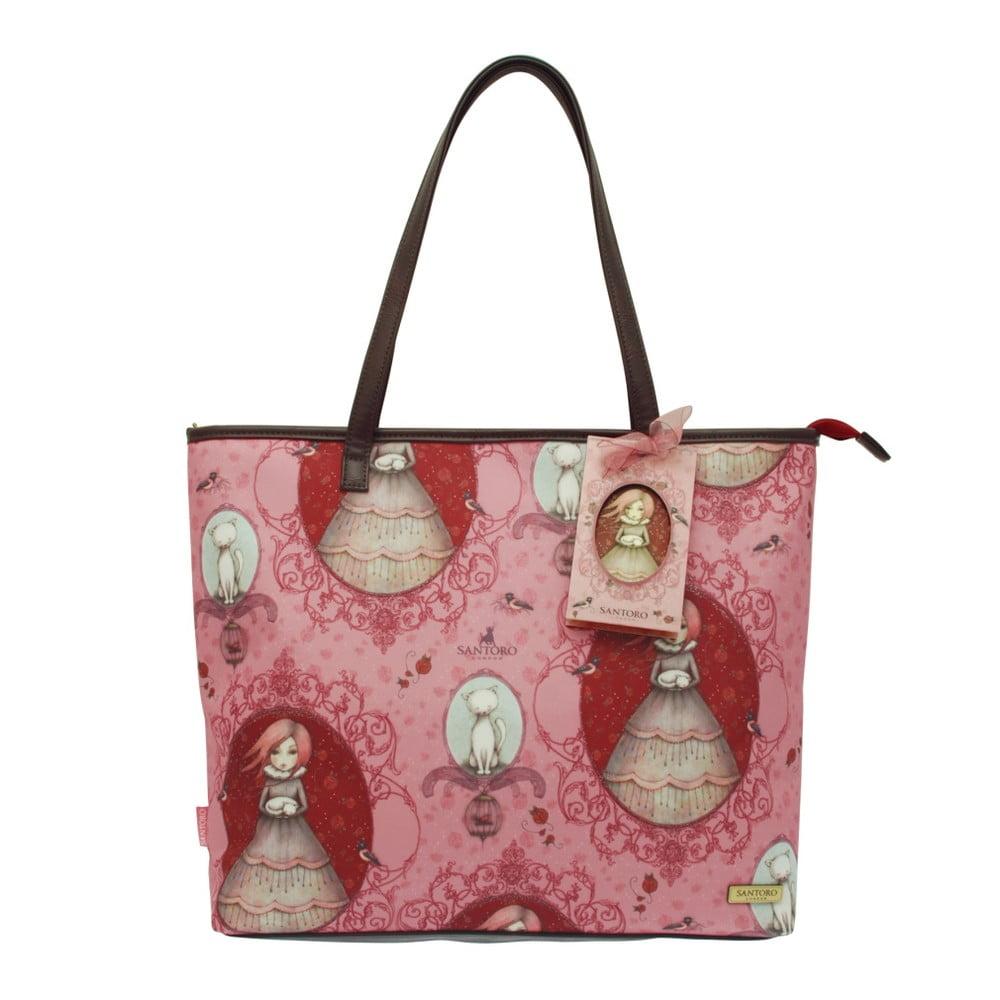 107b8e1f66 Velká nákupní taška Santoro London Travellers Rest
