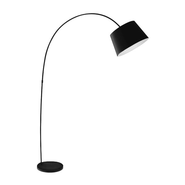 Stojací lampa Arched Black