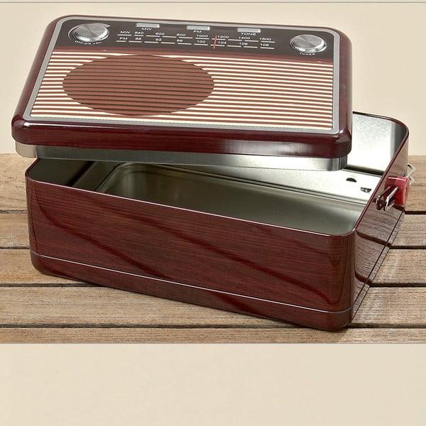 Krabice  ve tvaru rádia Radio Box