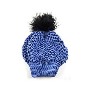 Dámská čepice Beret Blue