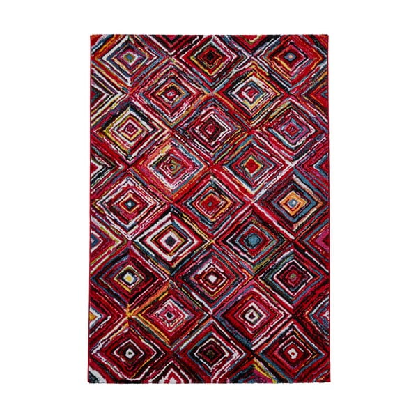 Koberec Think Rugs Sunrise Tiles, 120 x 170 cm