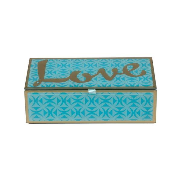 Šperkovnice Blue Love