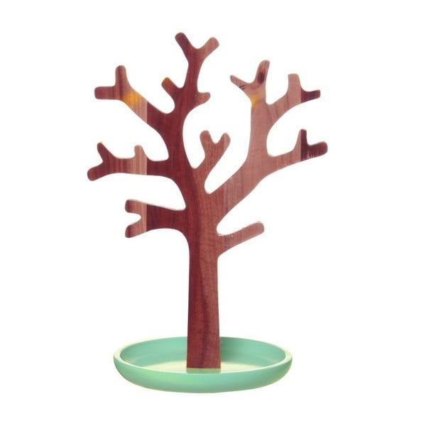 Stojánek na šperky Tree Acacia Mint