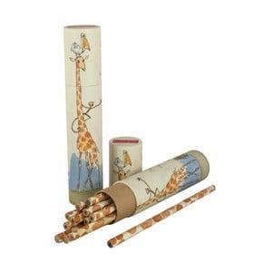 Sada 12 tužek s pouzdrem Roald Dahl by Portico Designs