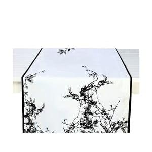 Běhoun na stůl Wood, 50x140 cm