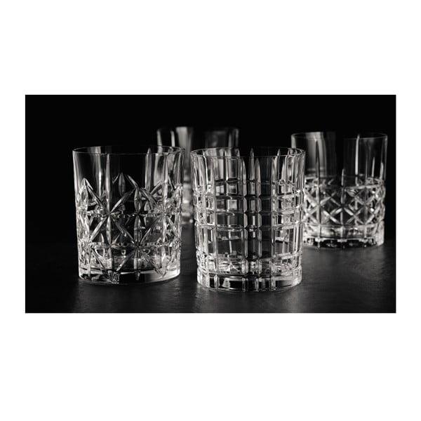 Sada 4 whiskových sklenic Nachtmann Highland