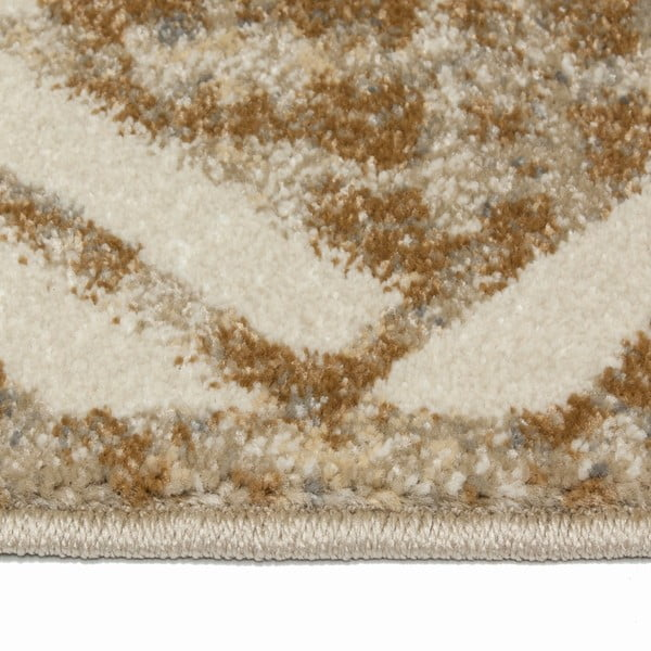 Hnědobéžový koberec Universal Bukit Beige, 160x230cm