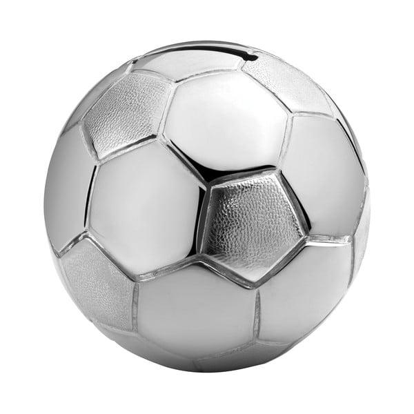 Kasička Fotbal, postříbřená