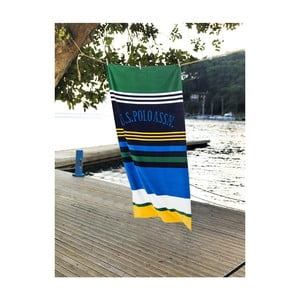 Osuška U.S. Polo Assn. Stripes, 75x150cm