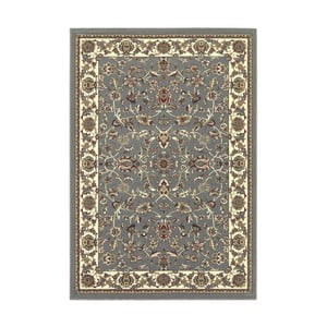 Zelenohnědý koberec DECO CARPET Celeste, 200 x 300 cm