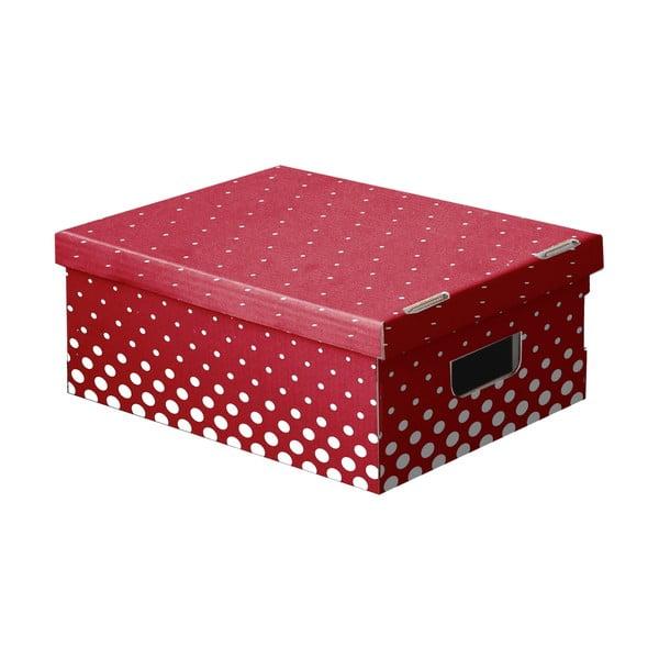 Sada 2 úložných boxů Ordinett New Pois