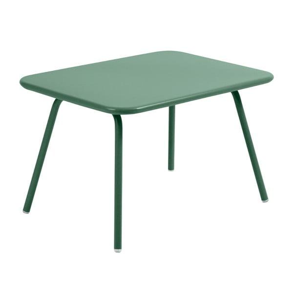 Zelený dětský stůl Fermob Luxembourg