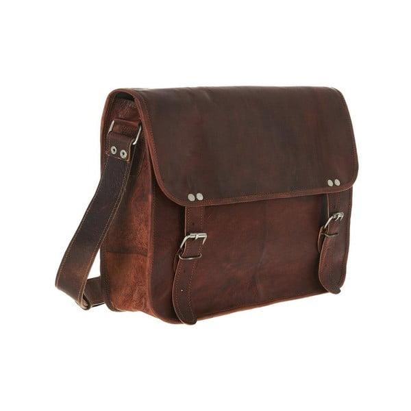 Pánská kožená taška Large Laptop Bag