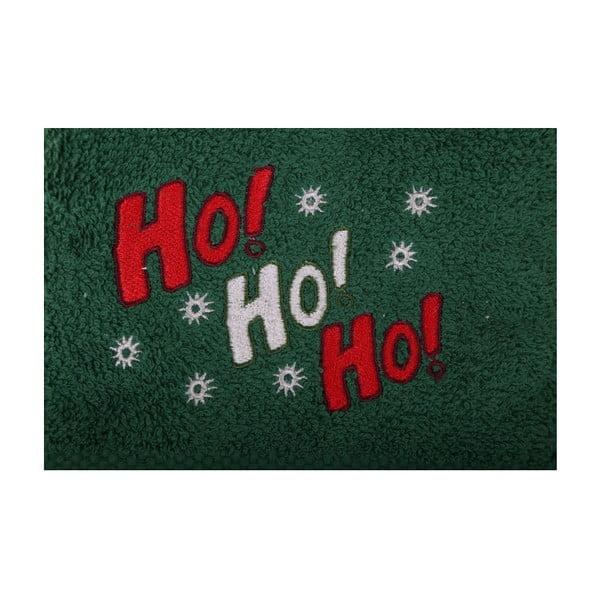 Sada 2 ručníků Ho Ho White&Green, 50x100 cm
