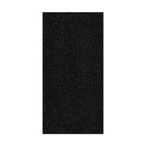 Ručník Ladessa, černý, 50x100 cm
