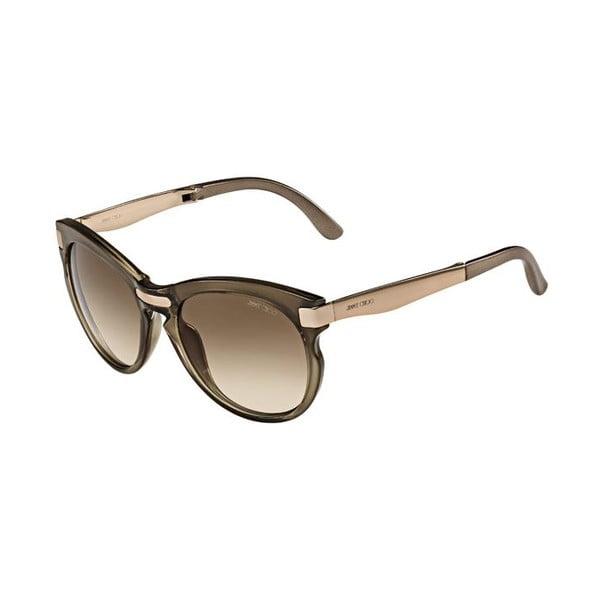 Sluneční brýle Jimmy Choo Lana Khaki/Brown