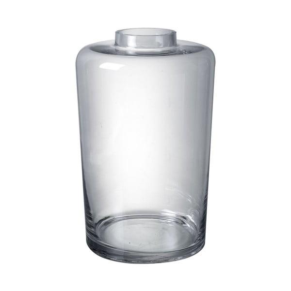 Váza z ručně foukaného skla Parlane Blown, výška 35.5 cm