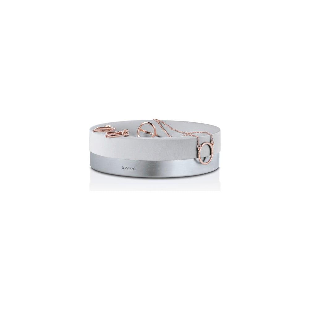 Šedá miska na šperky či mýdlo Blomus Ara
