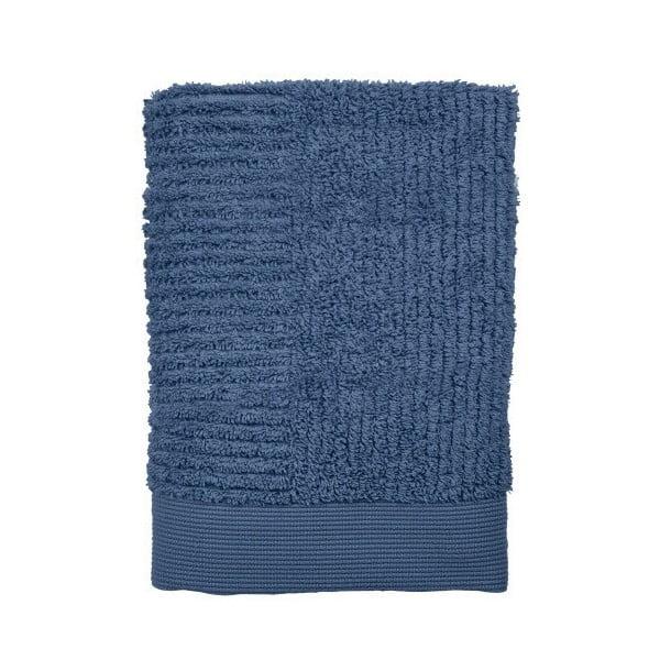 Ciemnoniebieski ręcznik Zone Nova, 50x70 cm