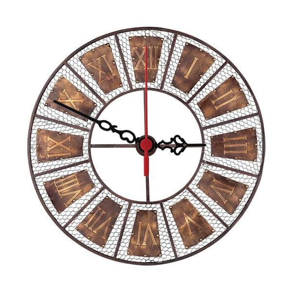 Nástěnné hodiny Industrial, 30 cm