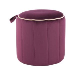 Tmavě fialová stolička 360 Living Sami